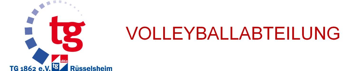 TG Rüsselsheim Volleyballabteilung