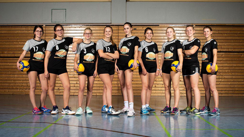 Heimspiel Damen 2 – TUS Griesheim 2 & TSV Auerbach 3