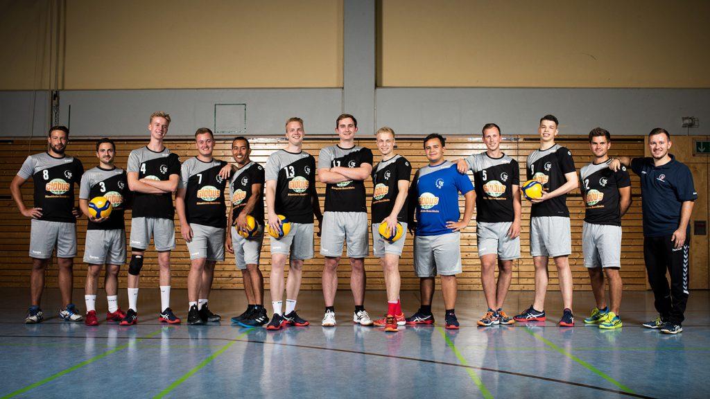 Heimspiel Herren 3 – SSVG Eichwald